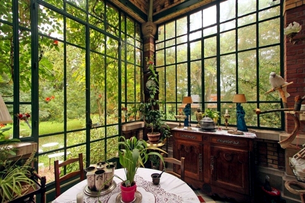 Tips for proper care of the plants in the winter garden