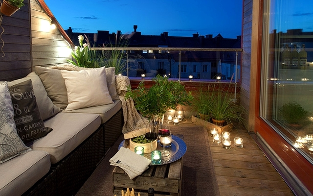 Blinds for Balcony - 25 functional and elegant ideas