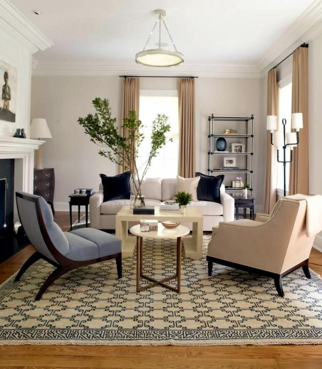 Neutral Living Room Ideas: 62 Ideas For A Living Room In Neutral Colors