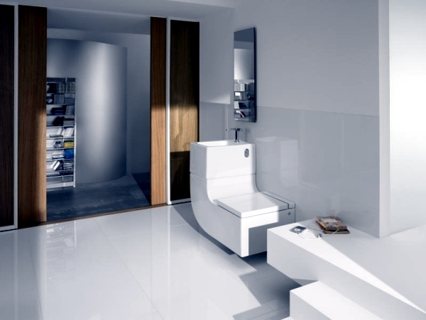 Sustainable Development In The Concepts And Systems Of Water Saving Bathroom For Future