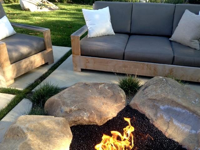 Creating a rock garden - the versatile application of rock
