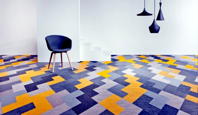 Ashamed Carpet - Bolon individual room solutions