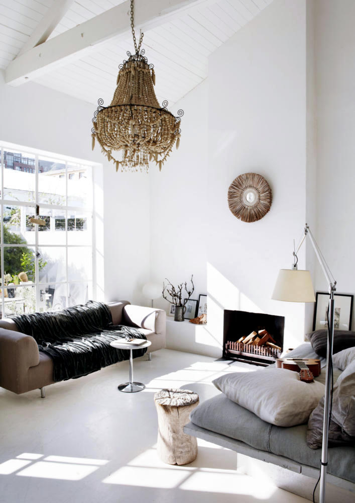 Chandelier as a focal point interior design ideas ofdesign for Focal point interior design
