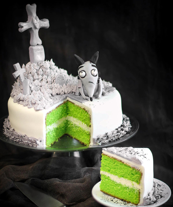 Crazy Halloween Cakes And Decoration For Your Spooky Party Interior Design Ideas Ofdesign