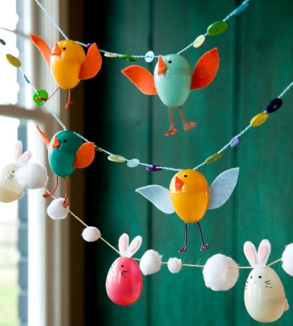 Crafts For Easter And Spring 26 Simple And Attractive Decor Ideas