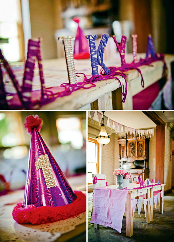 Celebrate Baby Birthday Decorating Ideas Beautiful Girls 3315 on geometric interior design ideas