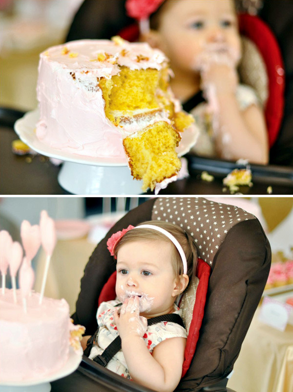 Celebrate Baby Birthday - decorating ideas Beautiful Girls