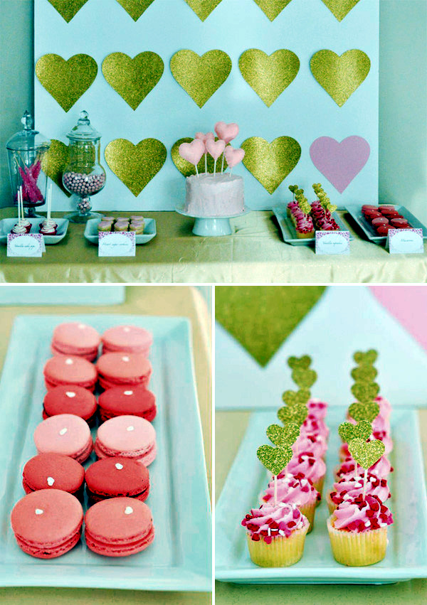 Celebrate Baby Birthday - decorating ideas Beautiful Girls