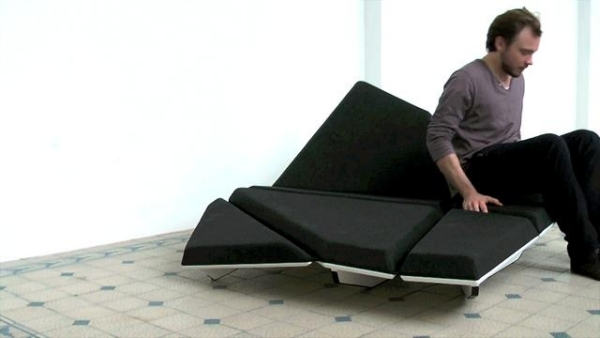 Dynamic Designer Sofa