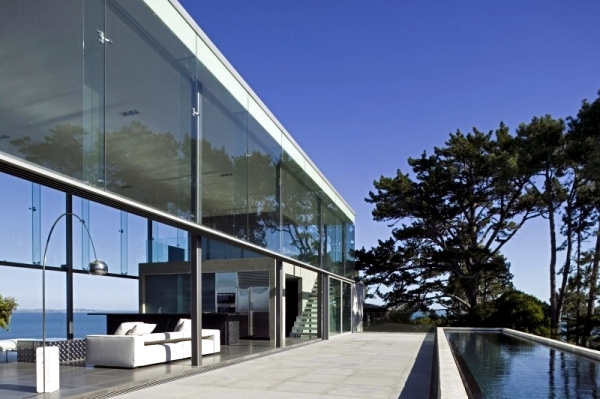 Modern Facade The Beauty Of Glass Curtain Walls