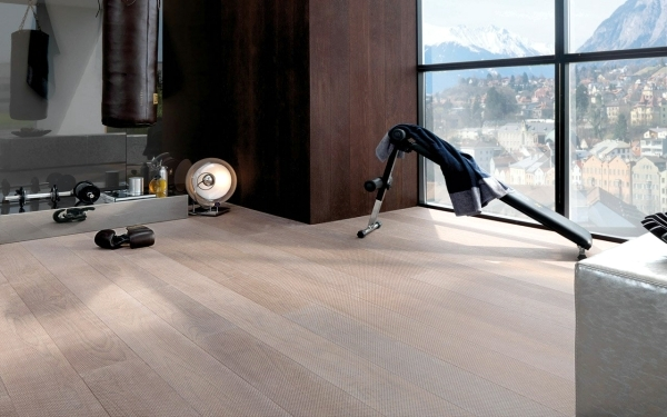 Durable wall and wooden flooring Mafi - Fresco Collection