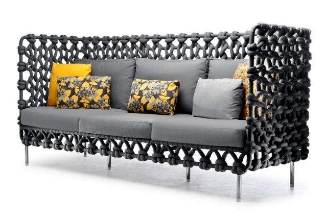 Cabaret collection of designer furniture from Kenneth Cobonpue point-elegant