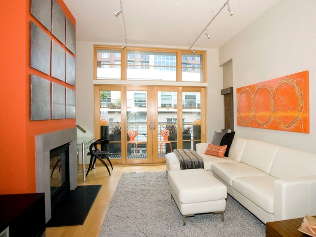 Colors for the living room - 50 great ideas for colors