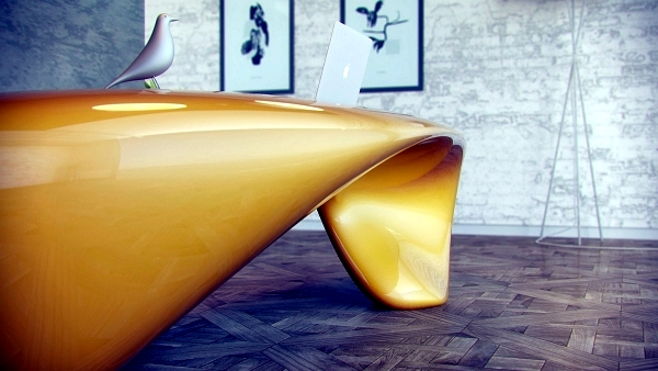 Modern office furniture - Office Design Evfyra Nüvist