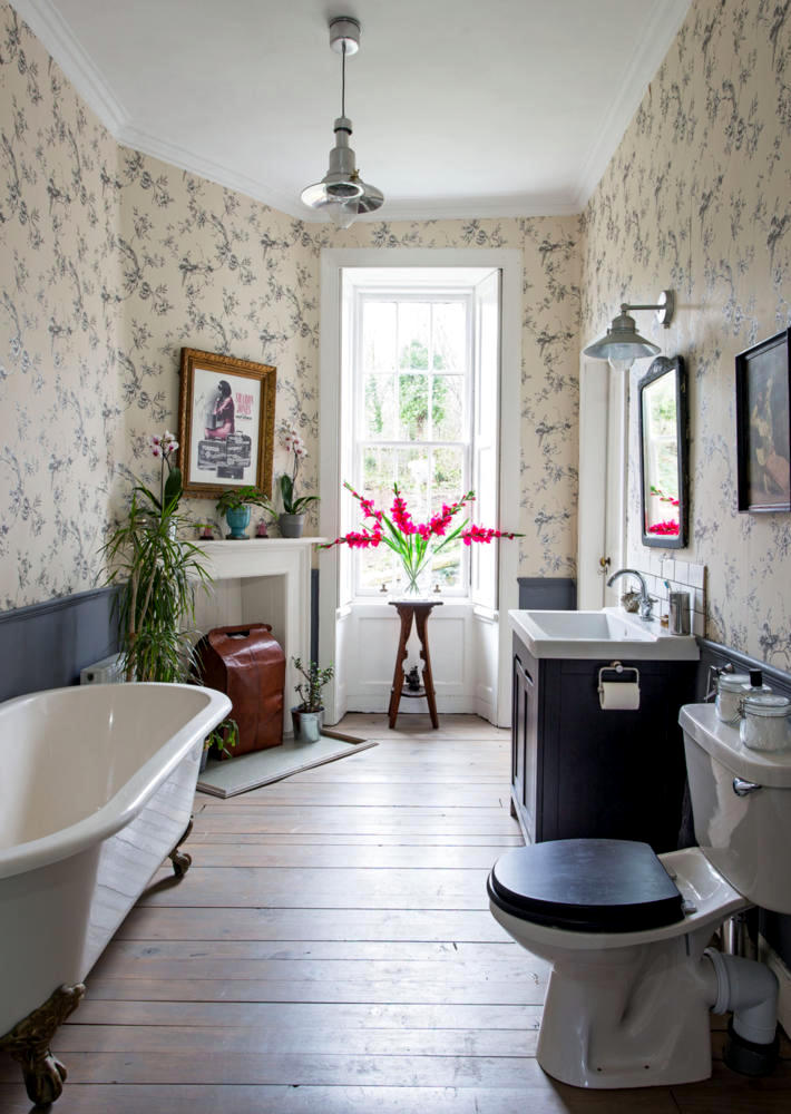 Vintage In Bathroom Interior Design Ideas Ofdesign