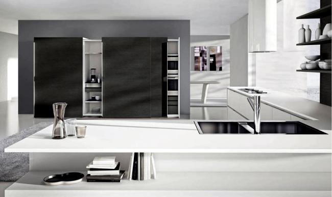 """Modern Kitchen Series """"Domus"""""""