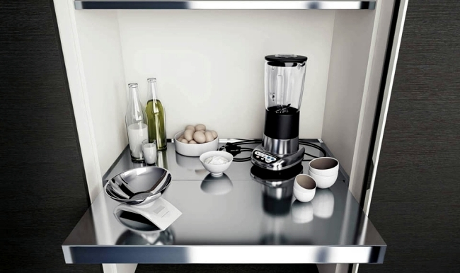 """Modern Kitchen Series """"Domus"""" - clear lines and simple elegance"""