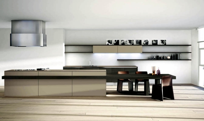 Modern Kitchen Series Domus Clear Lines And Simple Elegance