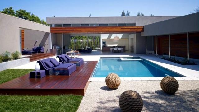 Wooden Terrace Design   25 Inspirational Ideas