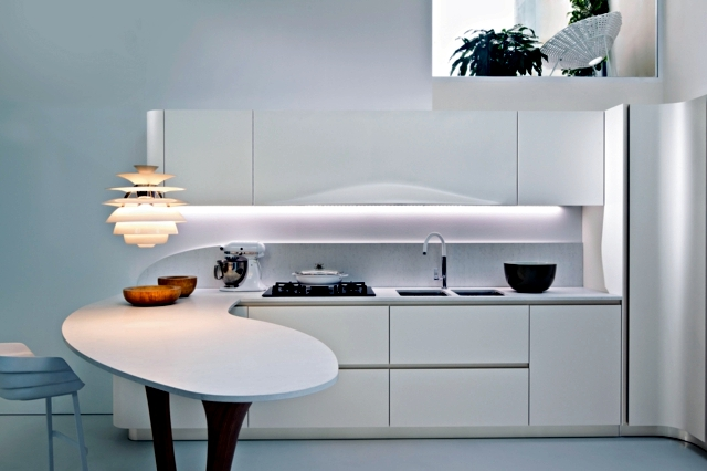 Ferrari modern kitchens - Ola 25 by Snaidero