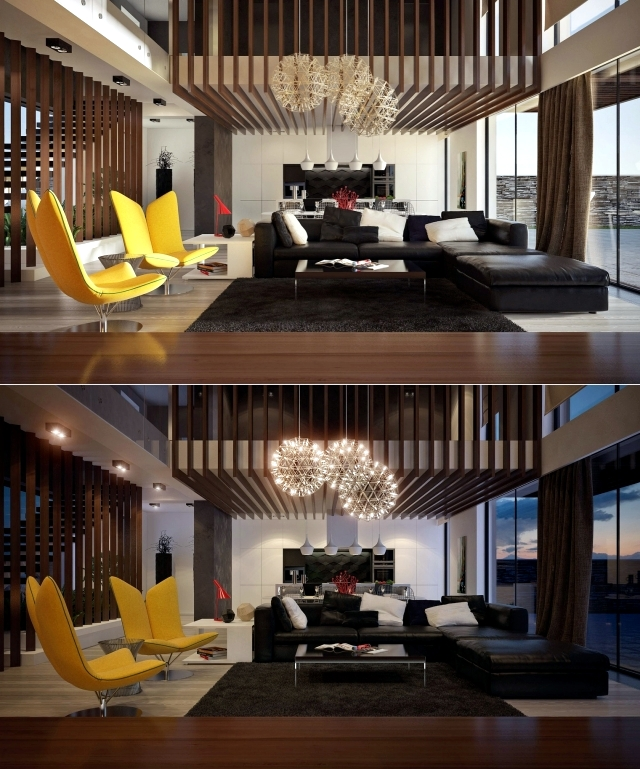 Ultra Luxury Apartment Design: High Quality 3D Representations