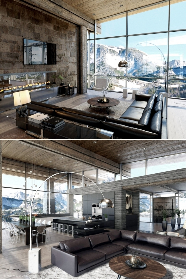3d Interior Room Design: High Quality 3D Representations