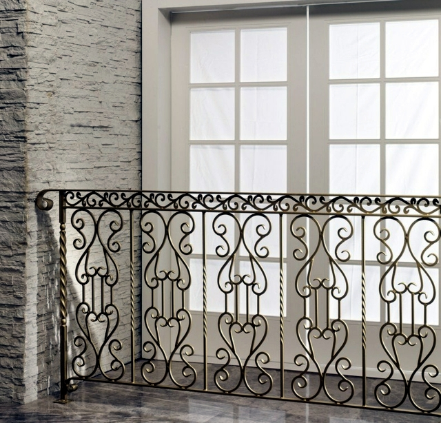 wrought iron in architecture 107 fences and railings