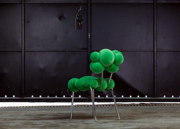 "Unique design furniture ""Mutation"" series Maarten De Ceulaer"
