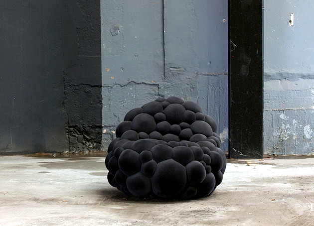 "Unique design furniture ""Mutation"" series Maarten De Ceulaer"
