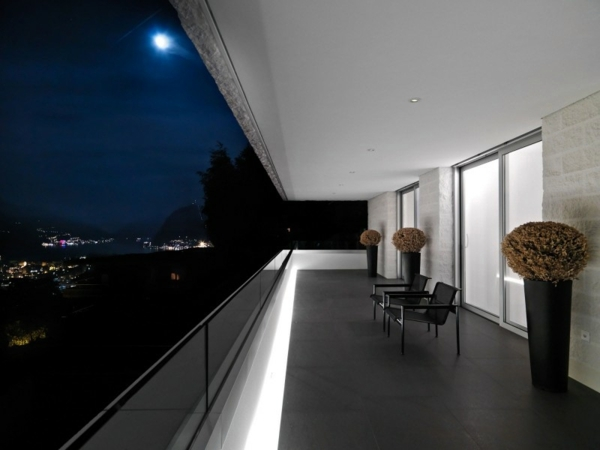 Minimalist House in Switzerland by Victor Vasilev