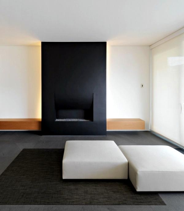 Minimalist House in Switzerland by Victor Vasilev