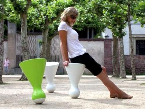 Unusual ideas for design stool bring creativity and mood