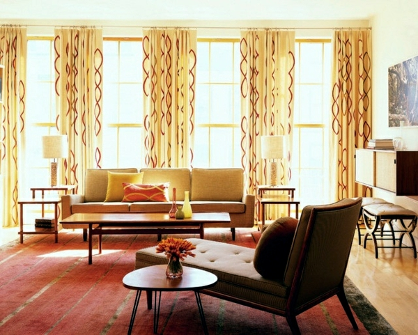 Curtains In The Living Room Decorating Ideas For Each Device Interior Design Ideas Ofdesign