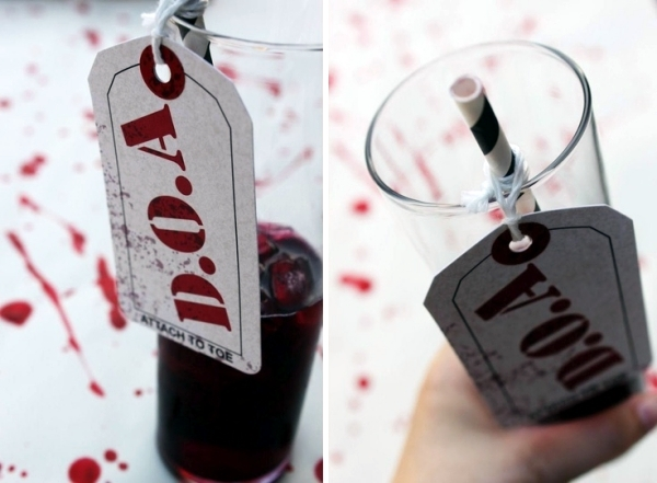 Dexter Morgan 30 ideas for spooky Halloween decor for that