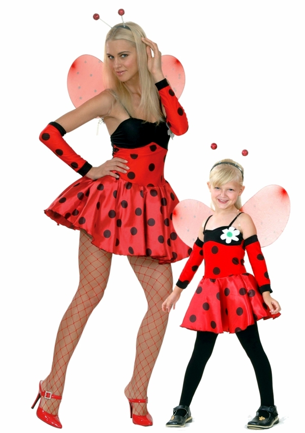Fun ideas for costumes for girls and their mothers