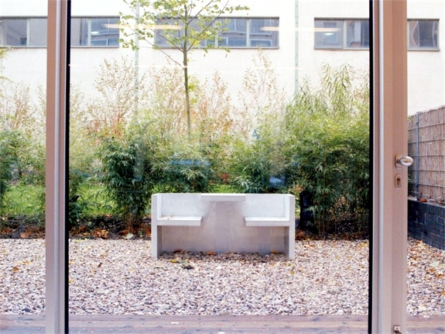 24 Contemporary garden bench designs - very comfortable for your garden
