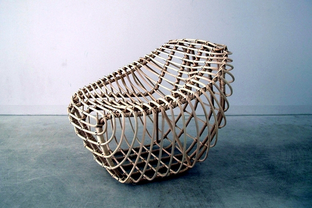 Rattan furniture design with a difference HettlerTllmann
