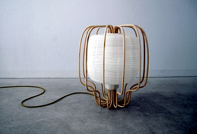 Rattan furniture design with a difference Hettler.Tüllmann