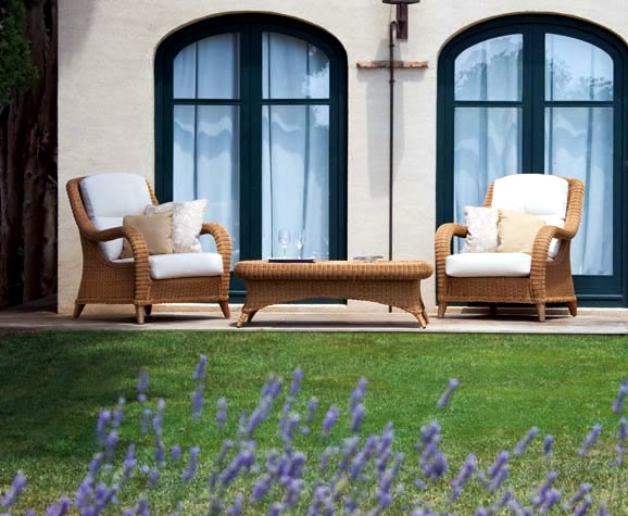 2015 Garden Furniture Collection - Modern Furniture Rattan Garden Point