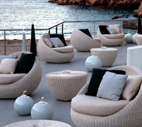 2015 Garden Furniture Collection Modern Furniture Rattan Garden Point Interior Design Ideas Ofdesign