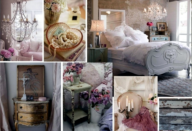 Shabby Chic Colors Style : Local shabby chic style u romance and delicate colors interior