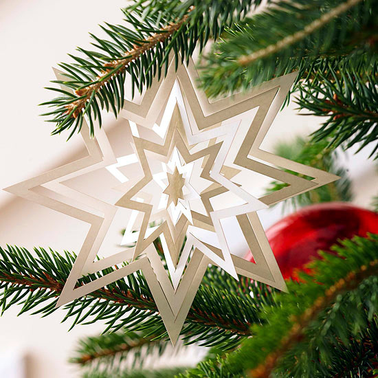 christmas decorations for these craft - How To Make Your Own Christmas Decorations