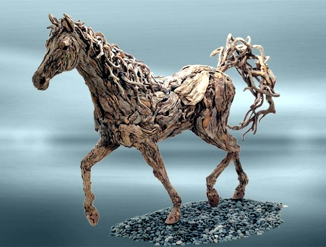 Best Amazing horse sculptures, life-size James Doran Webb | Interior  TR68