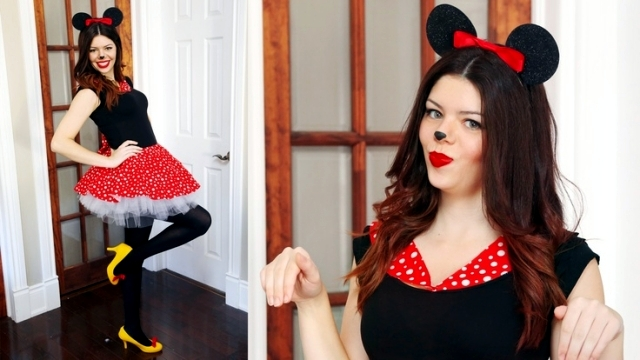 Make own costumes - 20 Ideas for Mardi Gras, Carnival and Halloween