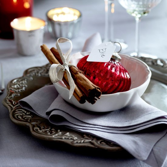35 Merry Christmas decorating ideas for the Christmas table