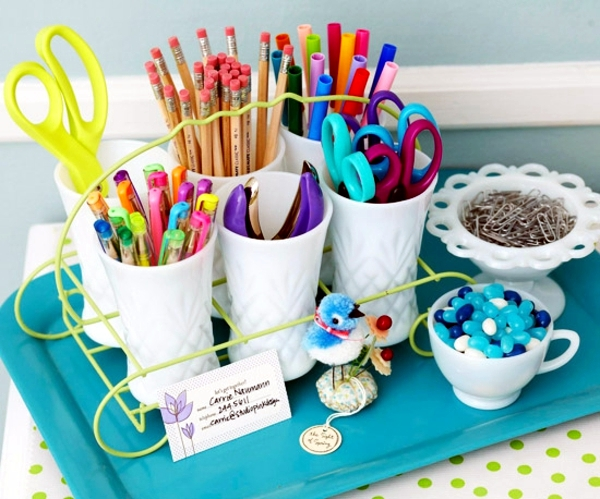 18 ideas for organizing office systems DIY