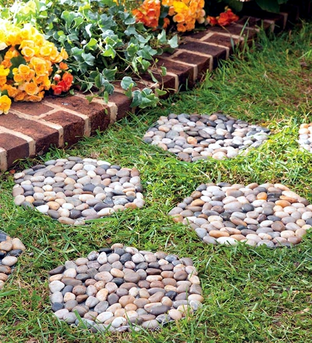 Landscaping With Stone 21 Ideas For Garden Decorations Interior - Stone-garden-ideas