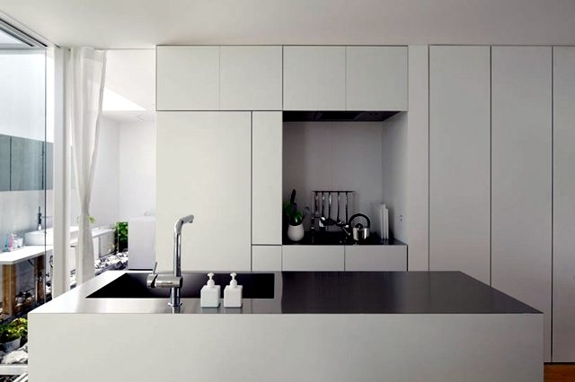 Design Ideas for saving space in modern living Japanese
