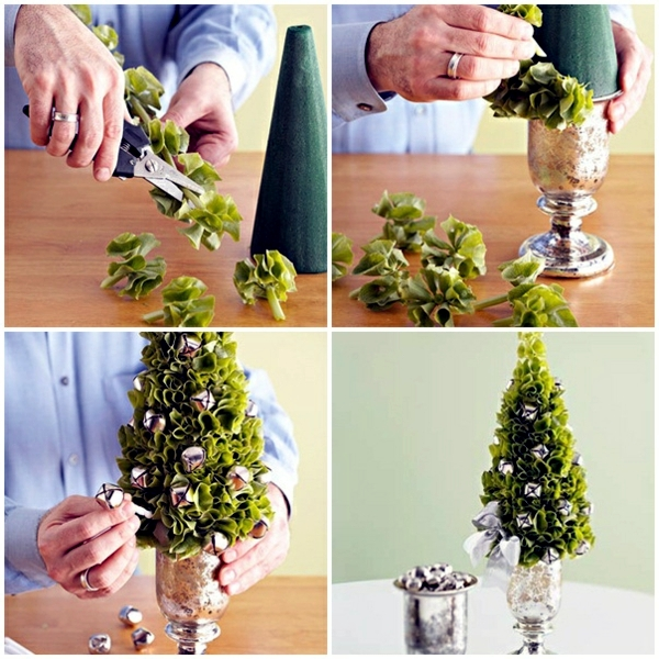 Decorating Ideas > These Craft Ideas With Christmas Bells Brings The Spiri ~ 041026_Christmas Decoration Ideas Craft