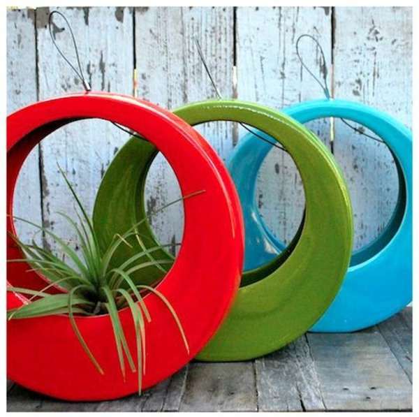 100 DIY Furniture From Car Tires Tire Recycling Do It